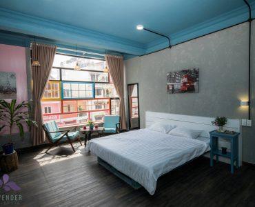 cho thuê phòng hostel Đà Lạt