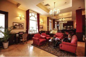 nội thất sang trọng tại khách sạn đà lạt