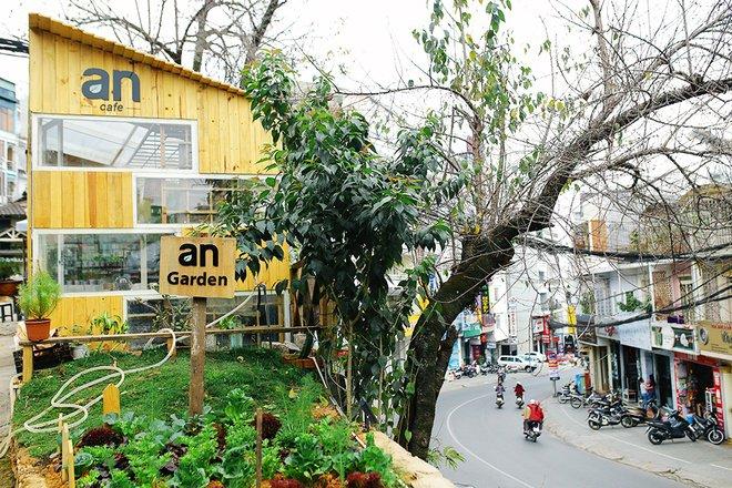 Những quán cafe ngon ở Đà Lạt làm say lòng du khách