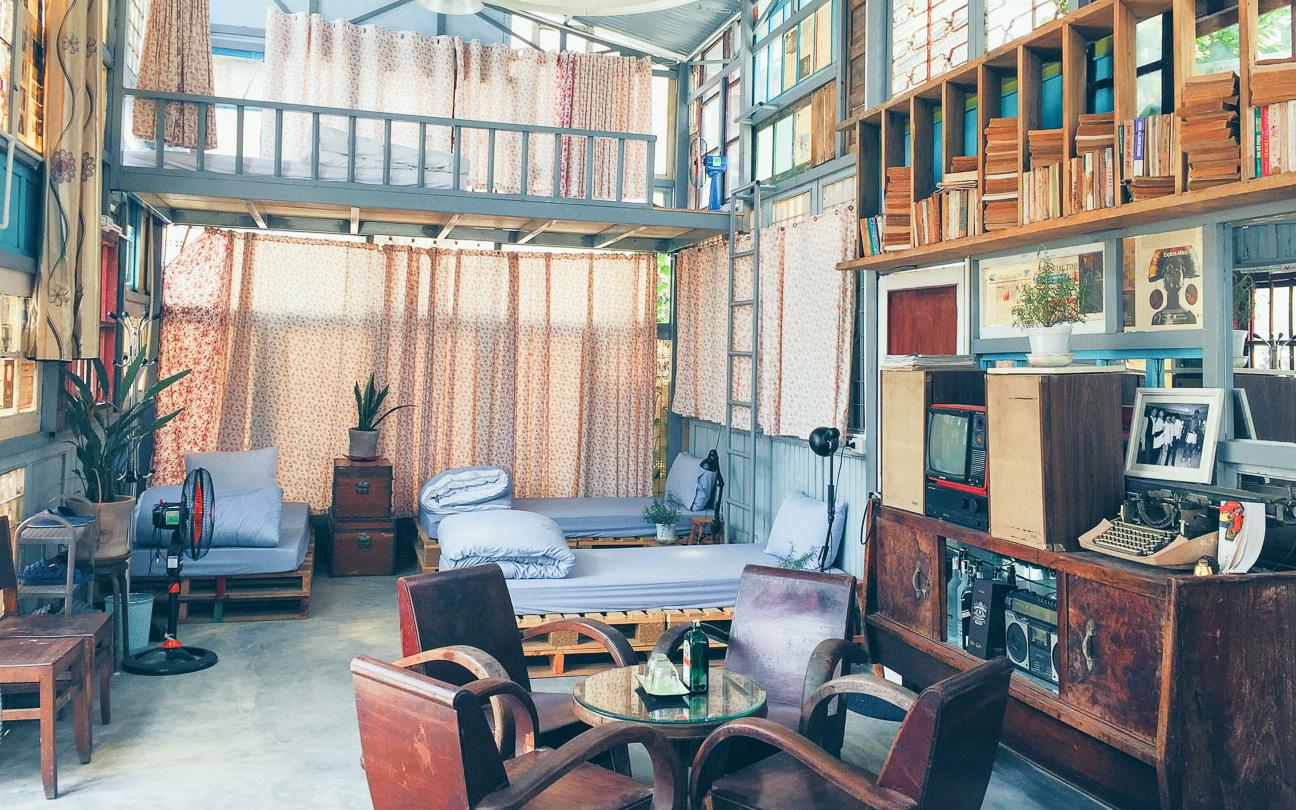 địa chỉ homestay kết hợp với sân vườn tại đà lạt