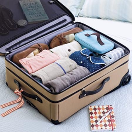 chuẩn bị đồ để du lịch tại đà lạt