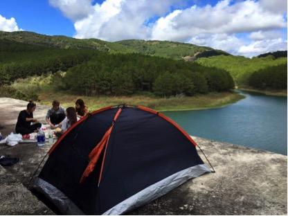 nơi cắm trại đẹp và lý tưởng tại đà lạt