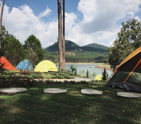 Kinh nghiệm cắm trại ở Đà Lạt