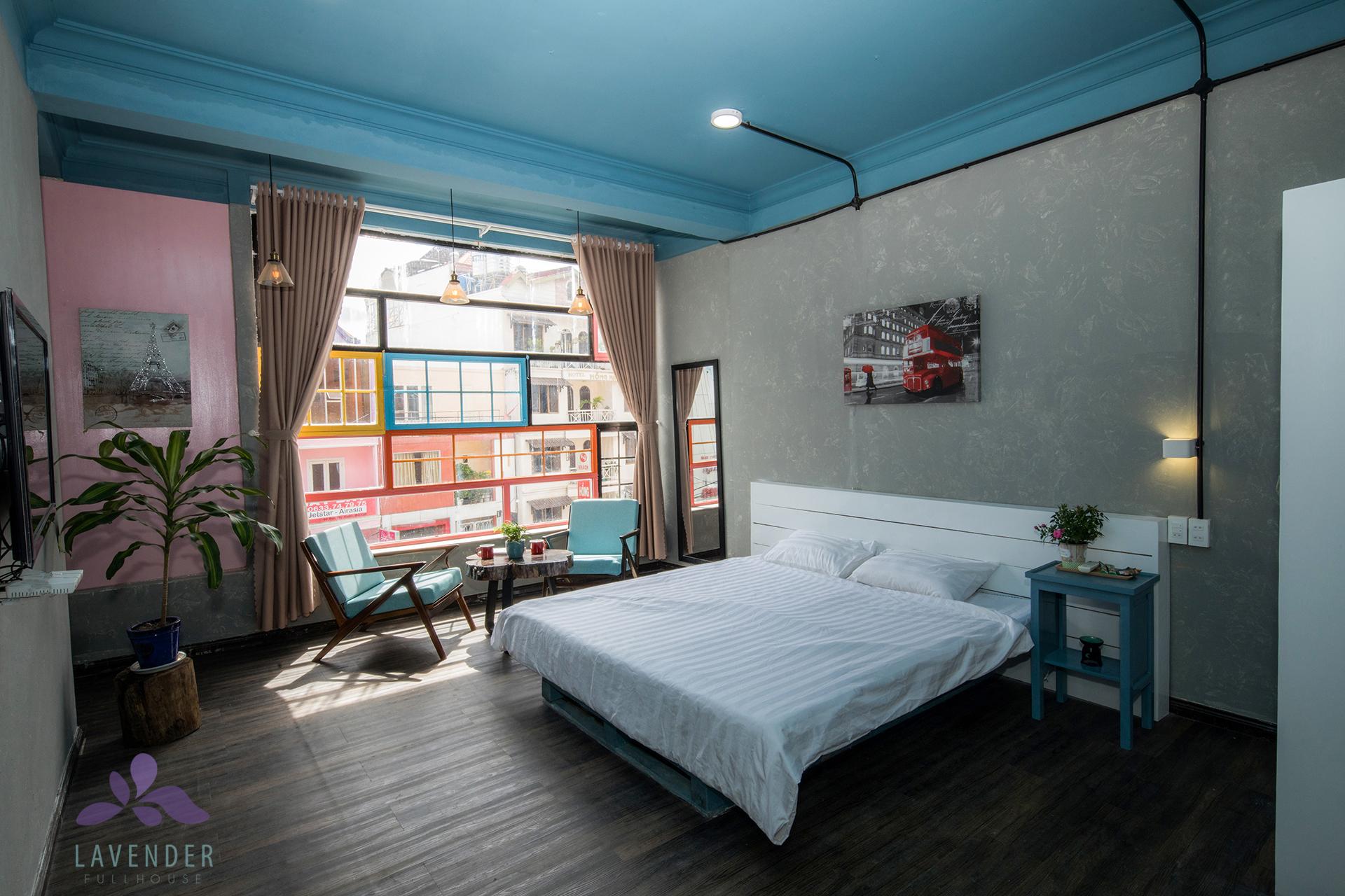 hostel Đà Lạt