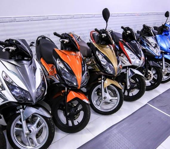 Bỏ túi kinh nghiệm thuê xe máy giá rẻ tại Đà Lạt