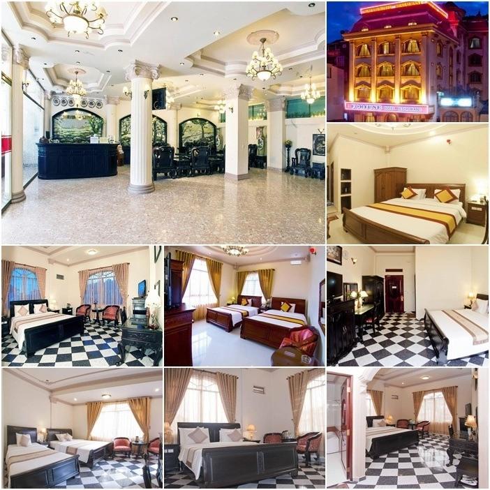 Danh sách những khách sạn gần chợ tại Đà Lạt chất lượng 3 sao 1
