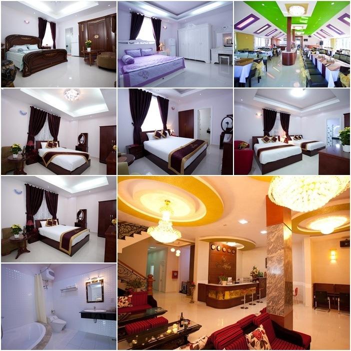 Danh sách những khách sạn gần chợ tại Đà Lạt chất lượng 3 sao 2