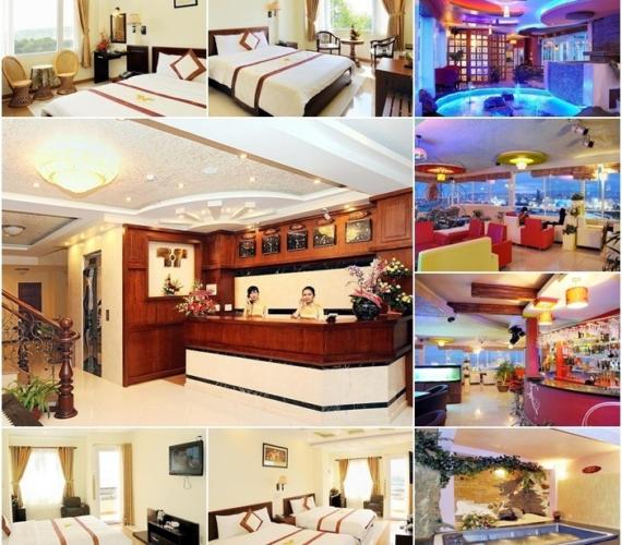 Danh sách những khách sạn gần chợ tại Đà Lạt chất lượng 3 sao