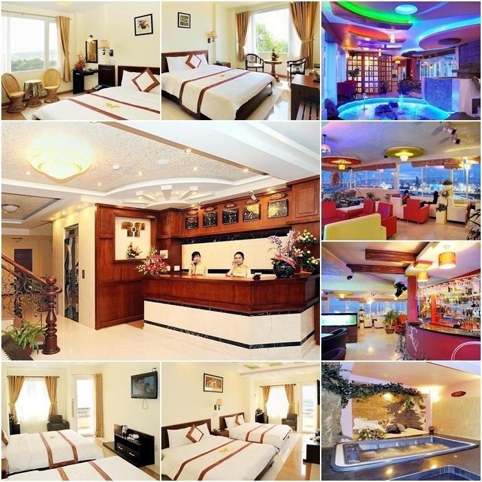 Danh sách những khách sạn gần chợ tại Đà Lạt chất lượng 3 sao 3