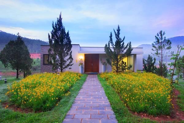 Khách sạn Đà Lạt gần hồ Tuyền Lâm đẹp và sang trọng 12