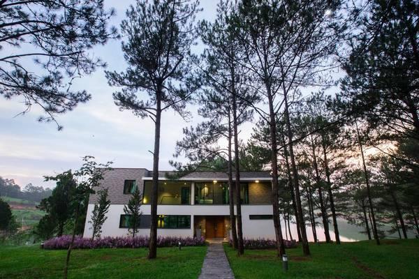 Khách sạn Đà Lạt gần hồ Tuyền Lâm đẹp và sang trọng 13
