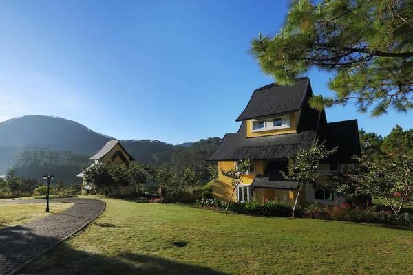 Khách sạn Đà Lạt gần hồ Tuyền Lâm đẹp và sang trọng 7