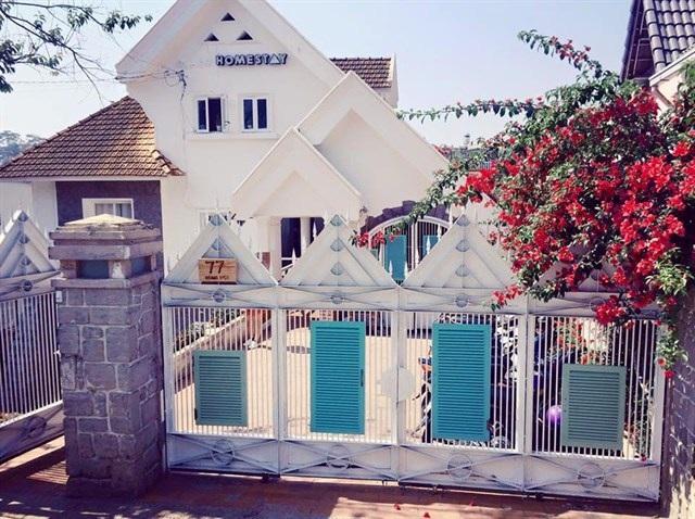 Những homestay đẹp nhất ở Đà Lạt đáng ở nhất dành cho du khách