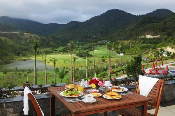 Những khu nghỉ dưỡng gần hồ Tuyền Lâm view đẹp ngất ngây, sang trọng