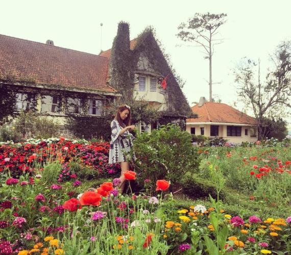 Những khu nghỉ dưỡng tại Đà Lạt thu hút khách du lịch dịp cuối năm