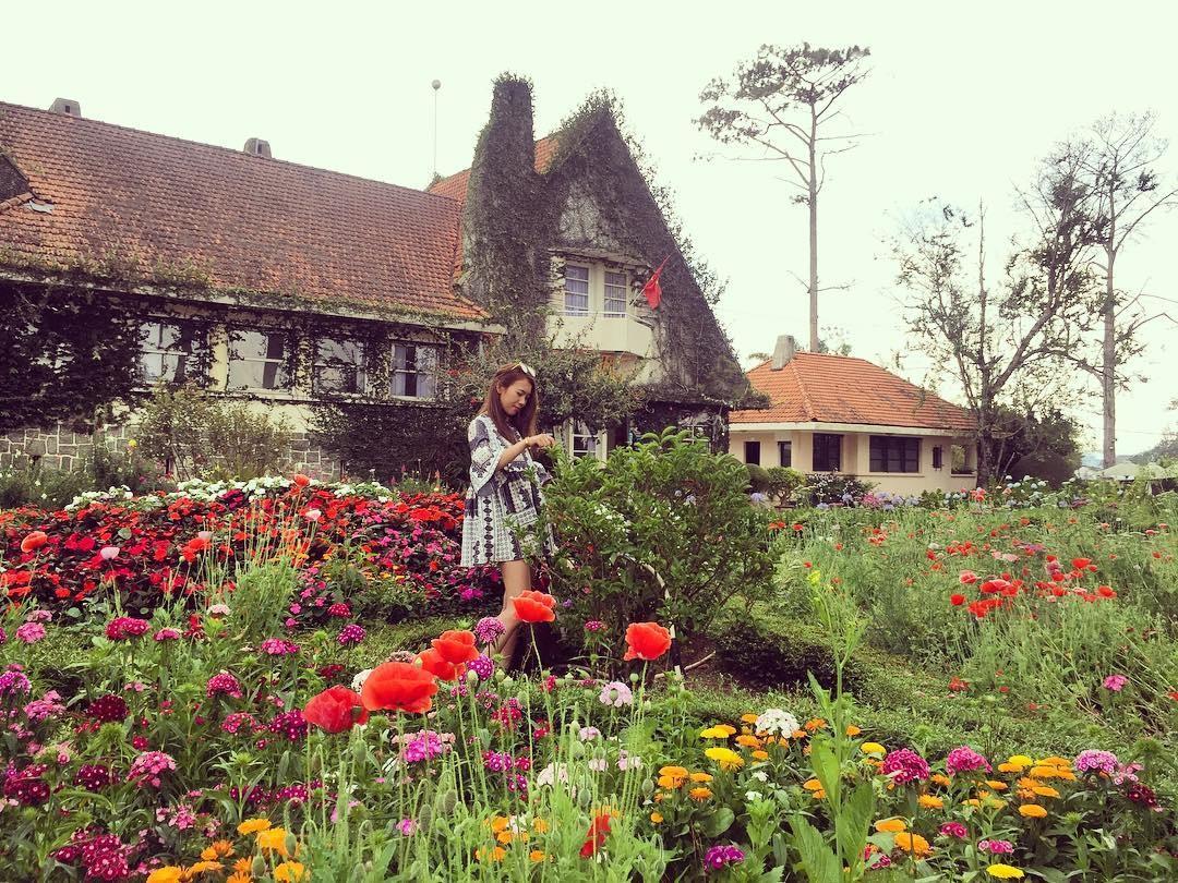 Những khu nghỉ dưỡng tại Đà Lạt thu hút khách du lịch dịp cuối năm 6