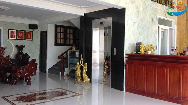Hotel Đà Lạt gần chợ giá bình dân, mới xây năm 2017 cho du khách