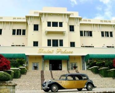 Khách sạn Đà Lạt gần chợ giá rẻ, tiện nghi, khang trang