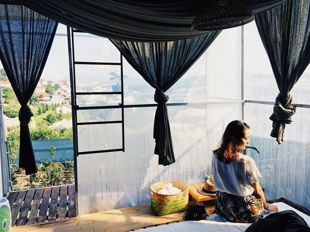 Những homestay Đà Lạt đẹp mê mẩn hứa hẹn làm mưa làm gió năm 2018
